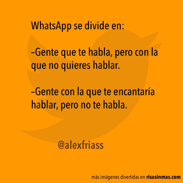 Gente de WhatsApp