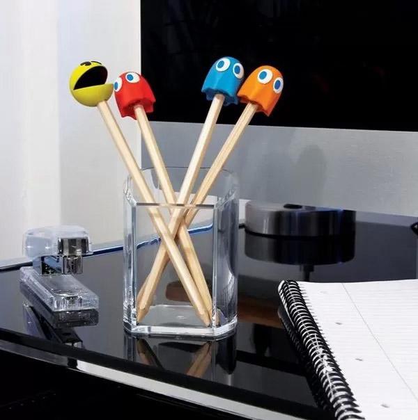 Gomas de borrar Pac-Man
