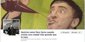 Grupos raros de Facebook: Sentirse como Paco Soria