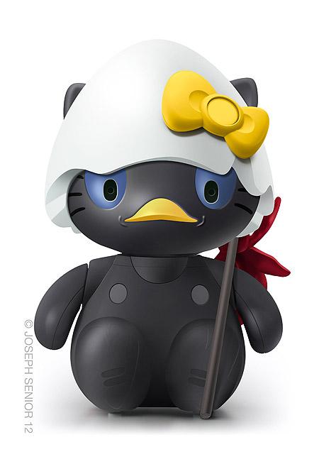 Hello Kitty Calimero