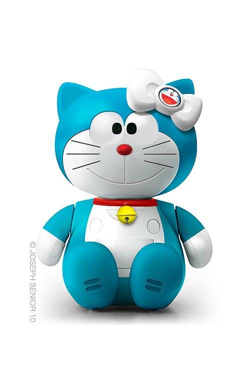 Hello Kitty: Doraemon