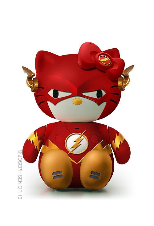 Hello Kitty Flash