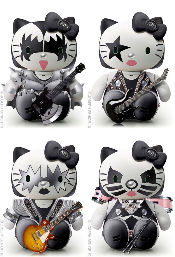 Hello Kitty: KISS