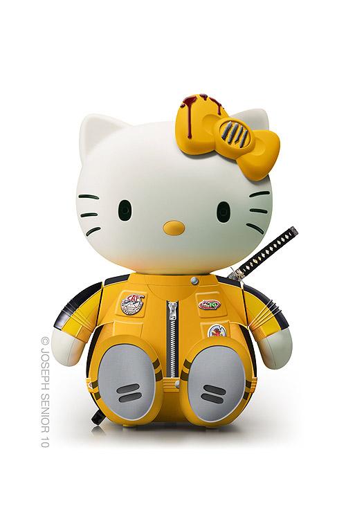 Hello Kitty: Kill Bill