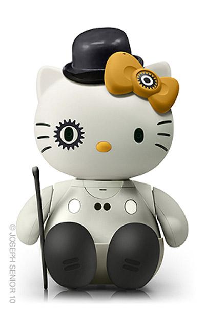 Hello Kitty: La naranja mecánica
