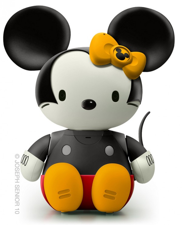 Hello Kitty: Mickey Mouse
