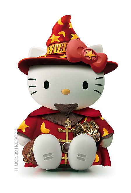 Hello Kitty Rincewind