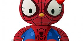 Hello Kitty: Spiderman