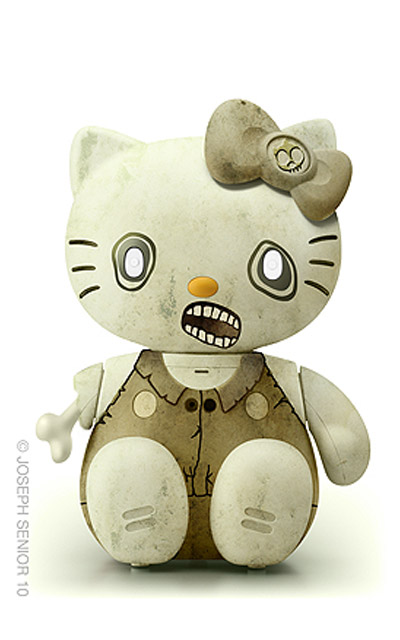 Hello Kitty: Zombie