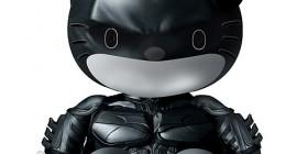 Hello Kitty como Batman