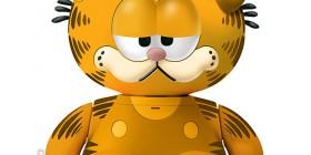 Hello Kitty como Garfield