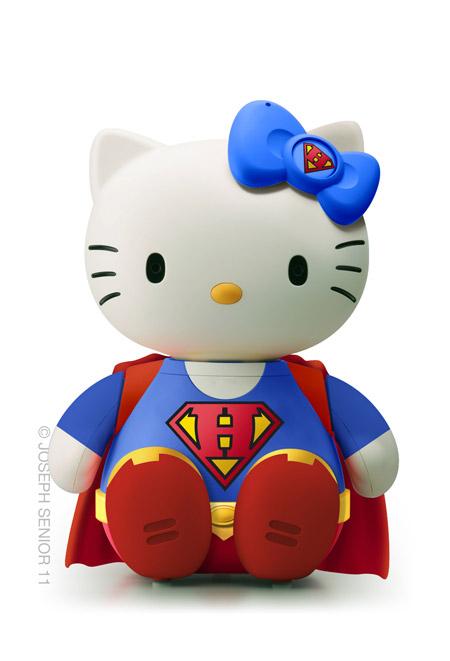 Hello SuperKitty