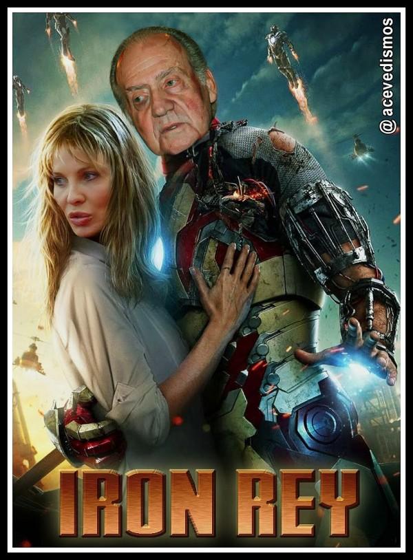 Iron Rey