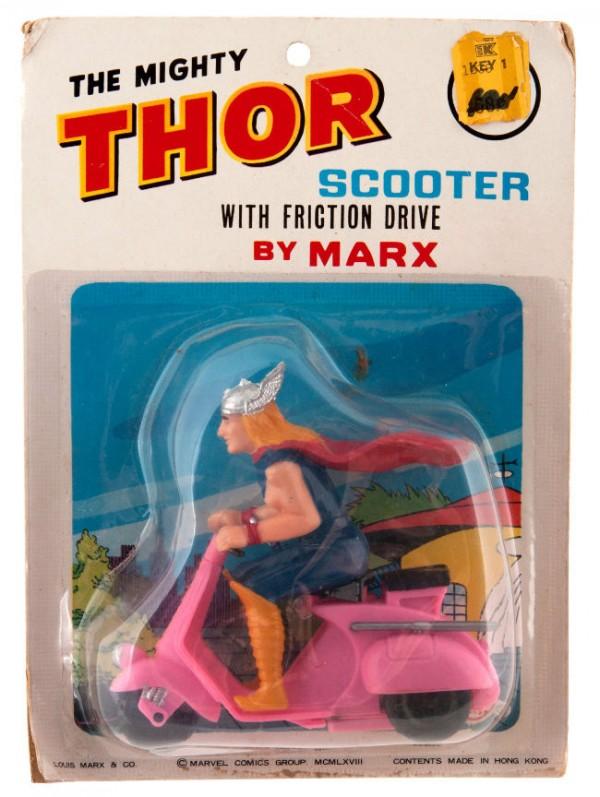La Thor scooter