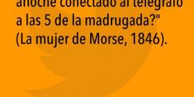La mujer de Morse