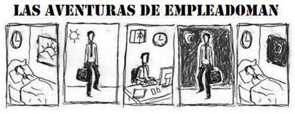 Las aventuras de empleadoman