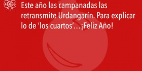 Las campanadas con Iñaki Urdangarín