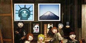 Las meninas versión emoji