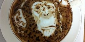 Latte Art: Chimpance