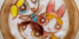 Latte Art: Supernenas