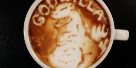 Latter Art: Godzilla