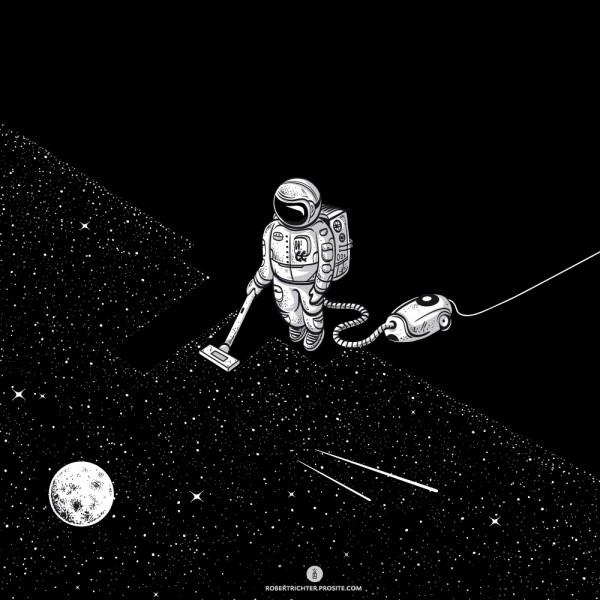 Limpiando el cielo de estrellas