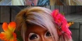 Los peores maquillajes del mundo