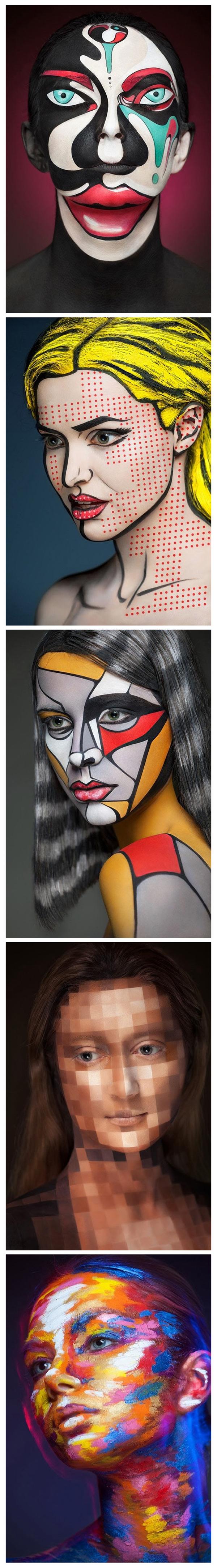 Maquillaje de Alexander Khokhlov