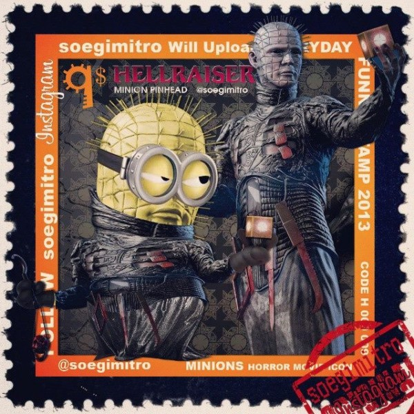 Minion Hellraiser