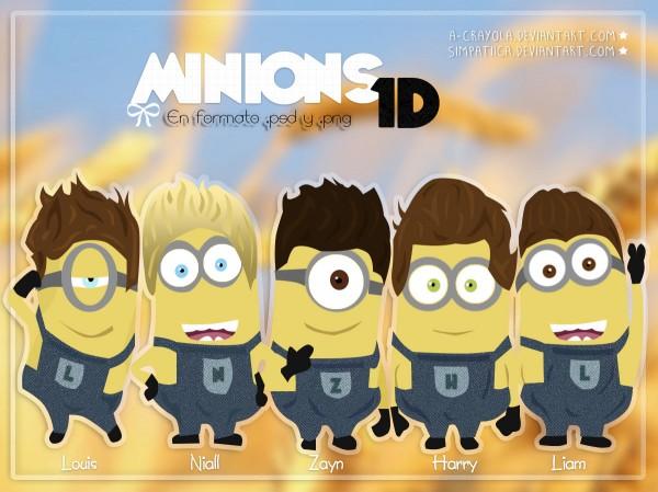 Minions 1D