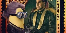 Minion Caesar Flickerman