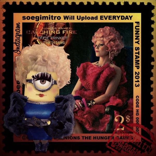 Minion Effie Trinket