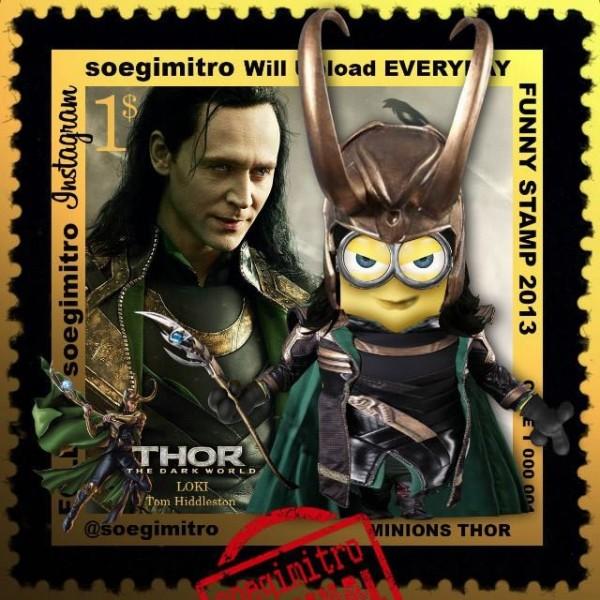 Minions THOR 2: Loki