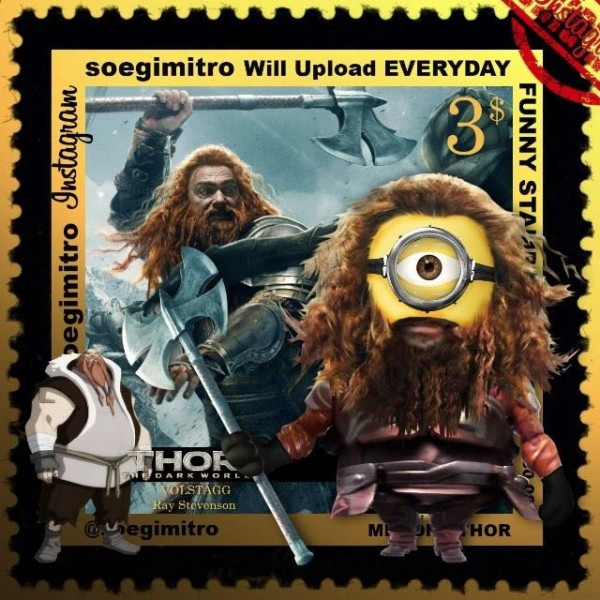 Minions Thor 2: Volstagg