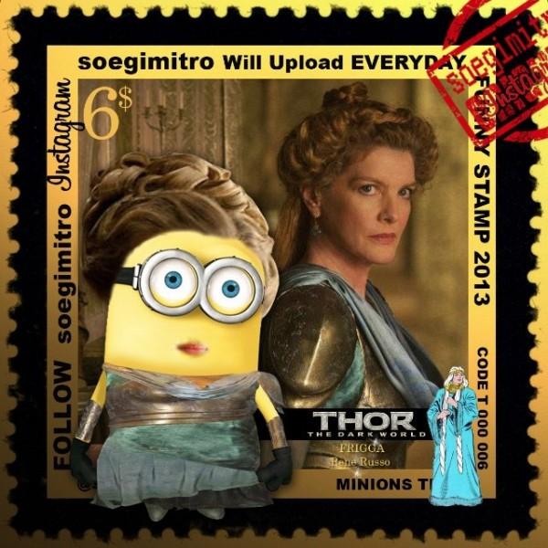 Minions Thor 2: Frigga