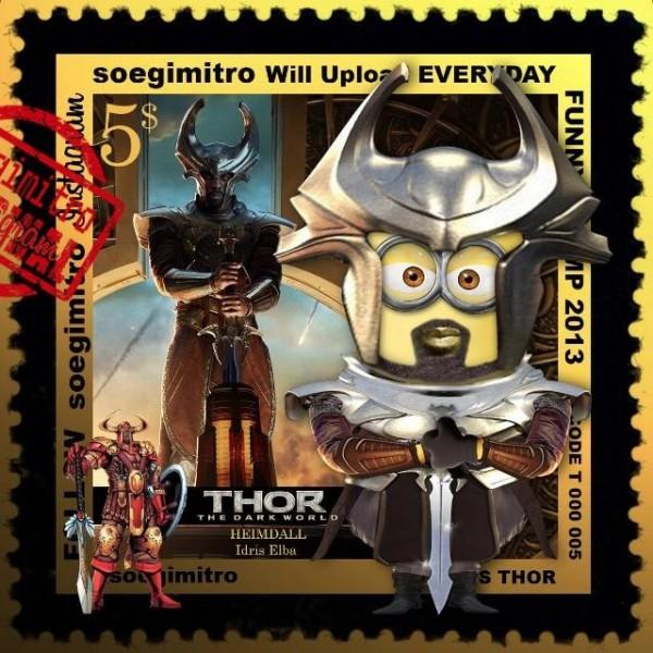 Minions Thor 2: Heimdal