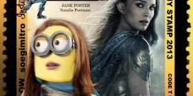 Minions Thor 2: Jane Foster