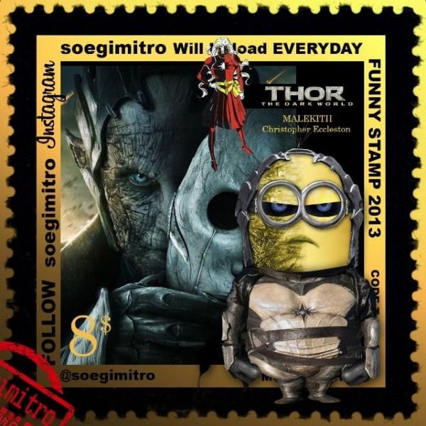 Minions Thor 2: Malekith el Maldito