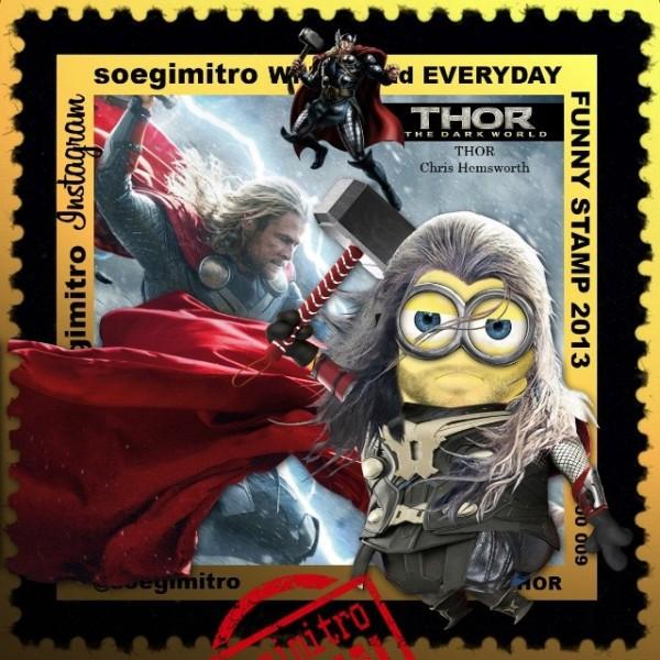 Minions Thor 2: Thor