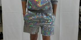 Moda masculina: Bola de discoteca