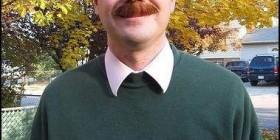 Ned Flanders en la vida real