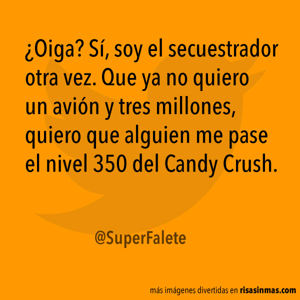 Nivel 350 del Candy Crush