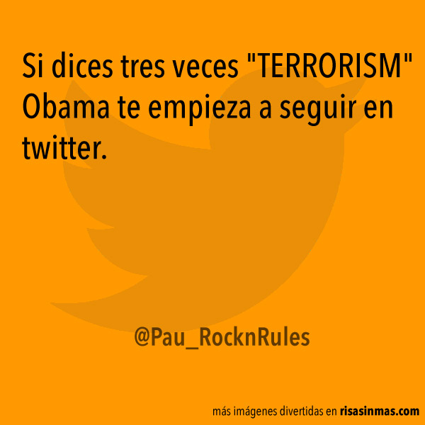 Obama te empieza a seguir en Twitter