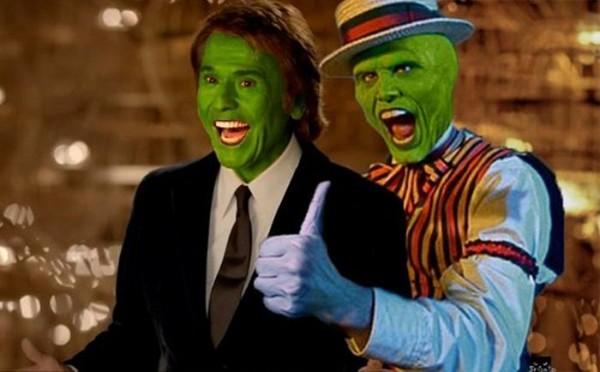 Parecidos razonables: Raphael y Jim Carrey