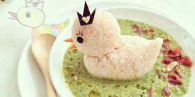 Patito de arroz