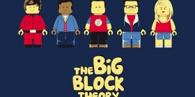 Personajes de The Big Bang Theory versión LEGO