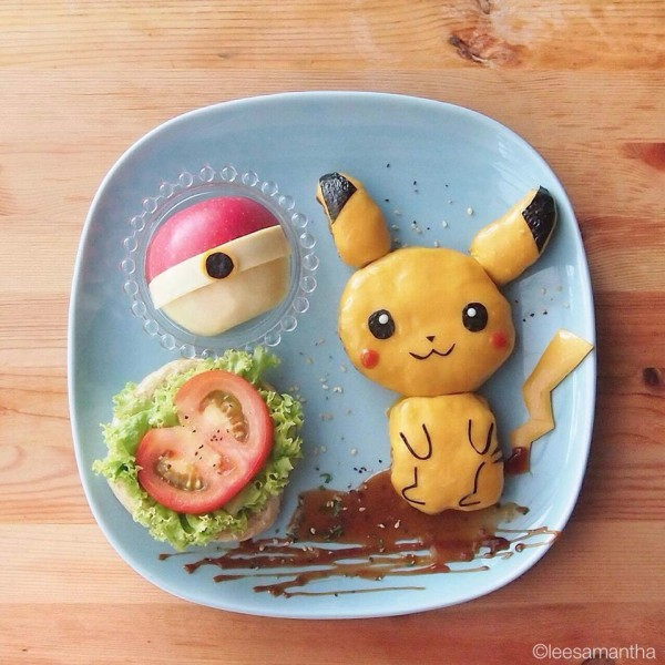 Pikachu para comerselo