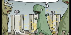 Problemas de ser un Tyrannosaurus rex