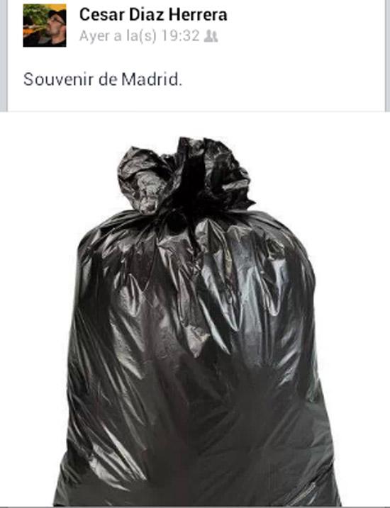 Recuerdo de Madrid