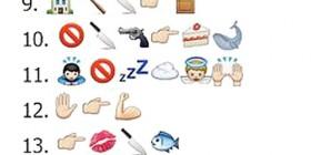 Refranes con los emoticonos de WhatsApp
